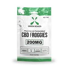 Green Roads 200mg froggies