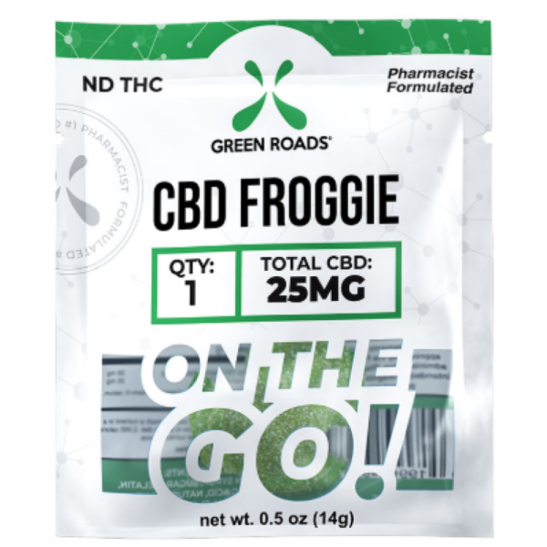 Green Roads CBD Froggie 25mg