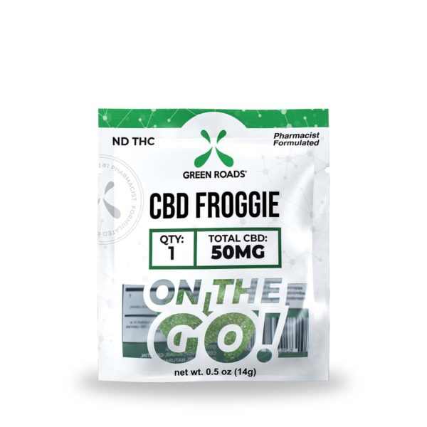 Green Roads CBD Froggie 50mg