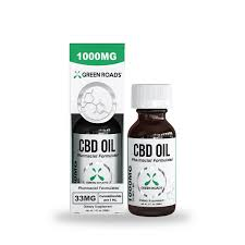 Green Roads CBD Oil 1000mg