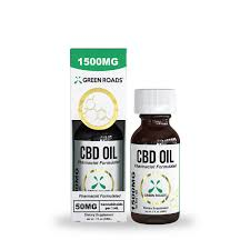 Green Roads CBD Oil 1500mg