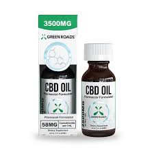 Green Roads CBD Oil 3500mg