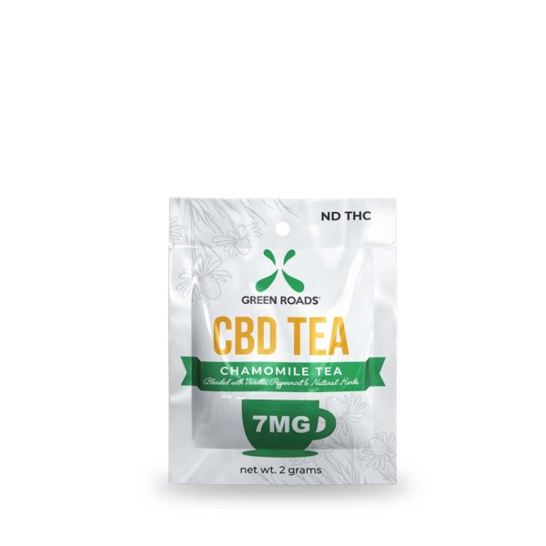 Green Roads CBD Tea 7mg