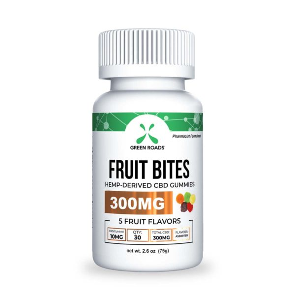 Green roads CBD fruit bites