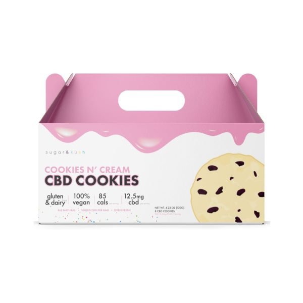 Cookies and Cream CBD