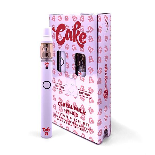 Cake 1010 Kit Cereal Milk