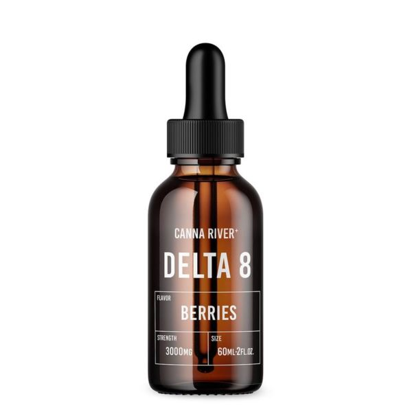 Canna-River-Berries-Tincture-3000mg-Bottle-D8-THC