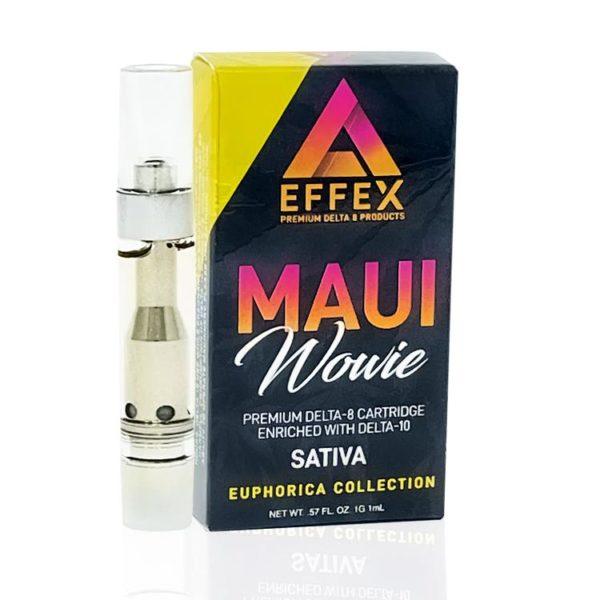 Maui Wowie Cartridge Delta 10 Delta effex