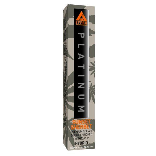 Platinum-Sunset-Sherbet-Delta-Effex-THC-P-Disposable