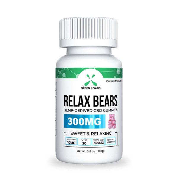 Green-Roads-CBD-Gummy-Bears