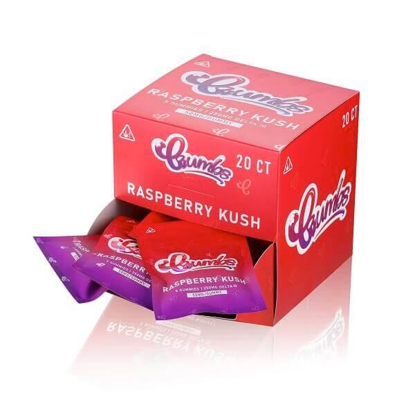 crumbs-5-count-gummies-raspberry-kush